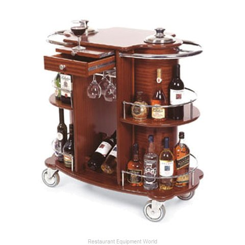 Lakeside 70260 Cart, Liquor Wine