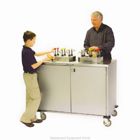 Lakeside 70271 Condiment Cart