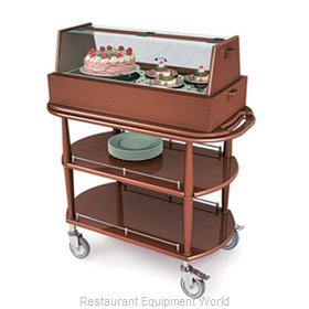 Lakeside 70355 Cart, Dining Room Service / Display