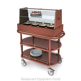 Lakeside 70358 Cart, Dining Room Service / Display