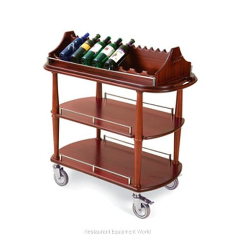Lakeside 70516 Cart Wine Liquor