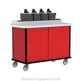 Lakeside 70520 Cart, Condiment