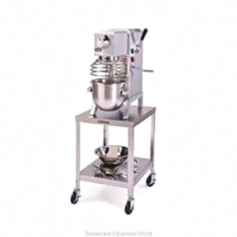 Lakeside 718 Equipment Stand for Mixer Slicer