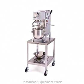 Lakeside 718 Equipment Stand, for Mixer / Slicer
