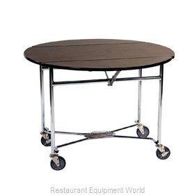 Lakeside 74412S Room Service Table