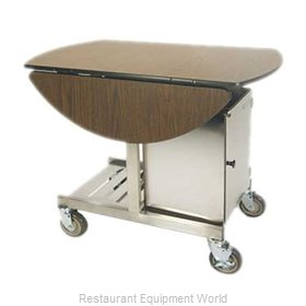 Lakeside 74420S Room Service Table