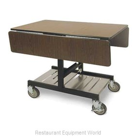 Lakeside 74425S Room Service Table