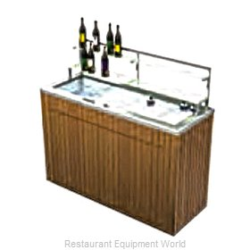 Lakeside 79860 Portable Bar