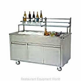 Lakeside 79865 Portable Bar