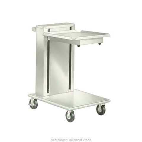 Lakeside 818 Dispenser Tray Rack (Magnified)