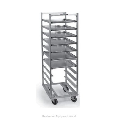 Lakeside 8522 Rack Roll-In Refrigerator