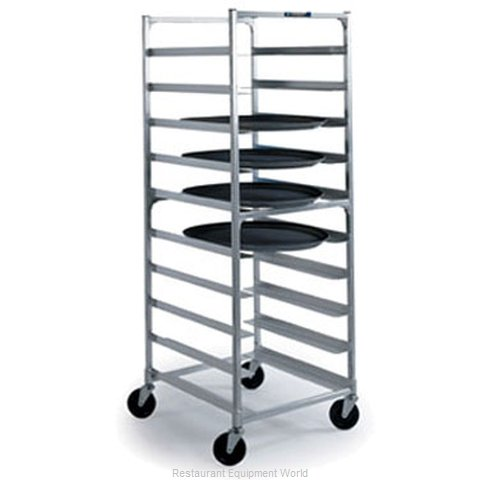 Lakeside 8580 Rack Mobile Oval Tray Storage