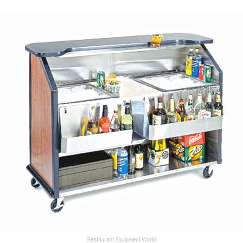 Lakeside 887 Portable Bar - Party Pleaser Unit (Magnified)