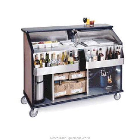 Lakeside 889 Portable Bar (Magnified)