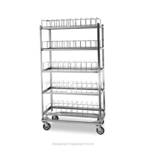 Lakeside 898 Dome Storage Cart
