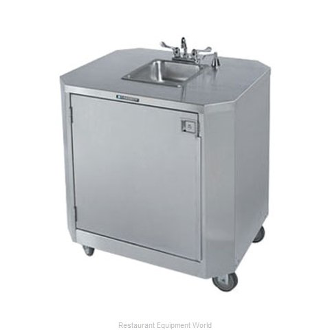 Lakeside 9610 Hand Sink Portable Self-Contained