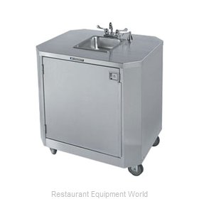 Lakeside 9610 Hand Sink, Mobile