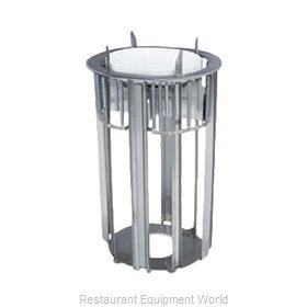 Lakeside 968 Dispenser, Plate Dish, Drop In