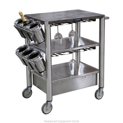 Lakeside 98509 Cart, Liquor Wine