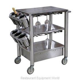 Lakeside 98509 Cart, Liquor Wine