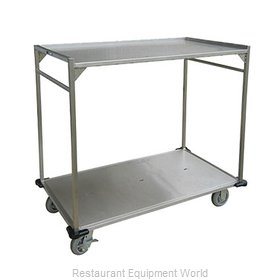 Lakeside PB37 Tray Cart, for Stacked Trays