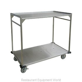 Lakeside PB51 Tray Cart, for Stacked Trays
