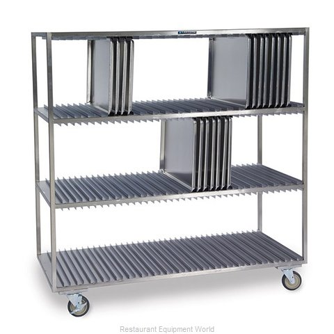 Lakeside PB848 Tray Drying Rack (Magnified)