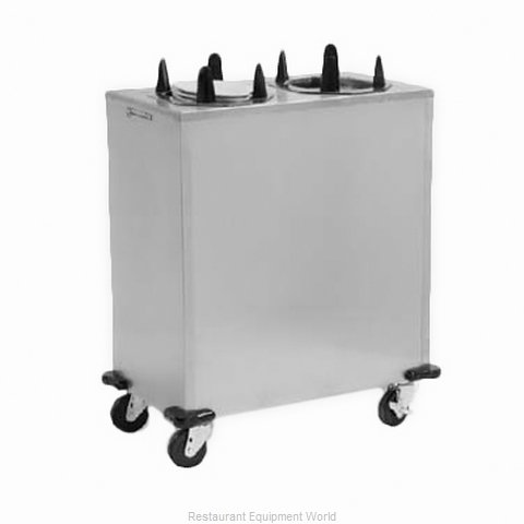Lakeside V6214 Dispenser, Plate Dish, Mobile