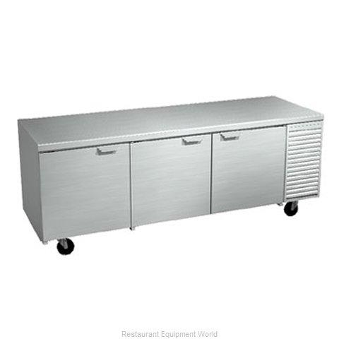 Larosa 2093-ST Refrigerated Counter, Work Top