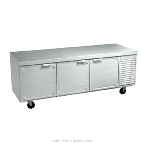 Larosa 2586-ST Refrigerated Counter Work Top