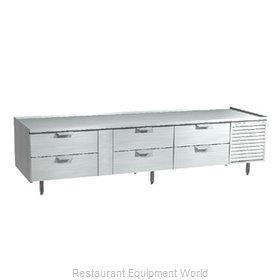 Larosa 3002-SR Equipment Stand, Refrigerated Base