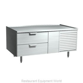 Larosa 3054-SR Equipment Stand, Refrigerated Base