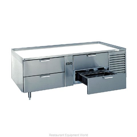 Larosa 3076-SR Equipment Stand, Refrigerated Base
