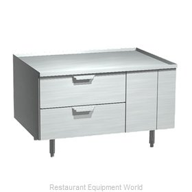 Larosa 3142-RR Equipment Stand, Refrigerated Base