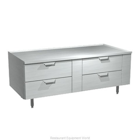 Larosa 3164-RR Equipment Stand, Refrigerated Base
