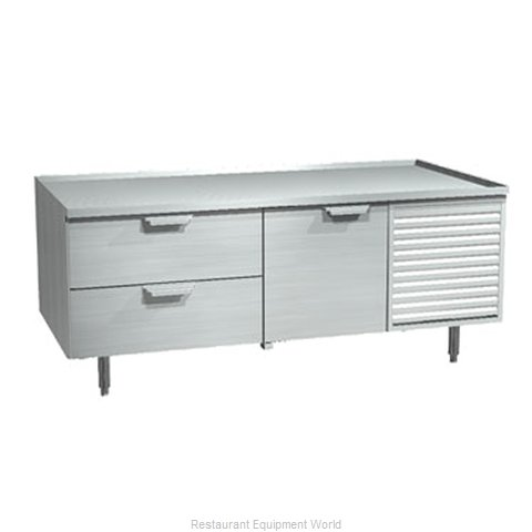 Larosa 3262-SF Equipment Stand, Freezer Base