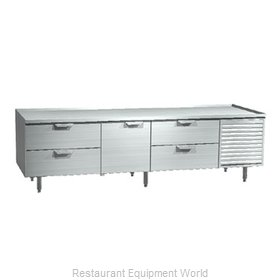 Larosa 3288-SF Equipment Stand, Freezer Base