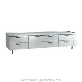 Larosa 3304-RF Equipment Stand, Freezer Base
