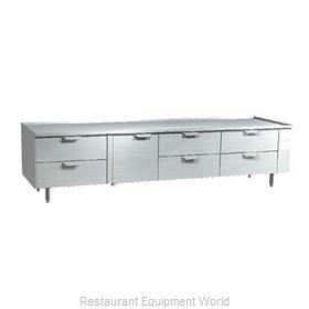 Larosa 3304-RF Equipment Stand, Freezer Base