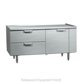 Larosa 3350-RF Equipment Stand, Freezer Base