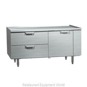 Larosa 3350-RF Equipment Stand, Freezer Base