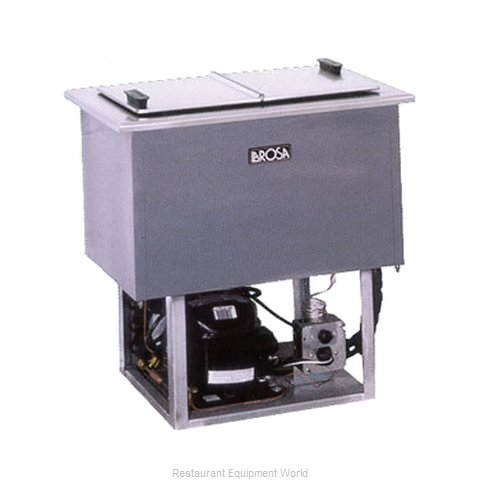 Larosa 5020 Ice Cream Dipping Cabinet, Drop-In