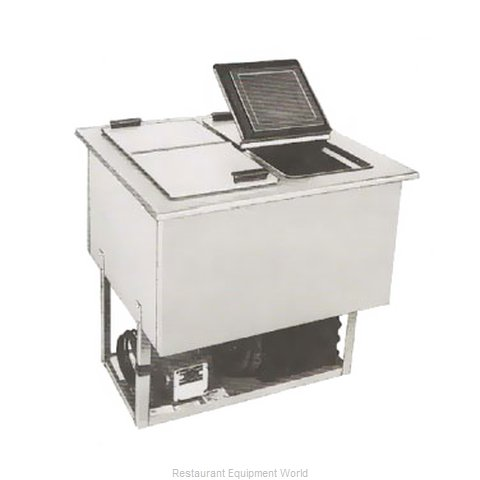 Larosa 5040 Ice Cream Dipping Cabinet Drop-In