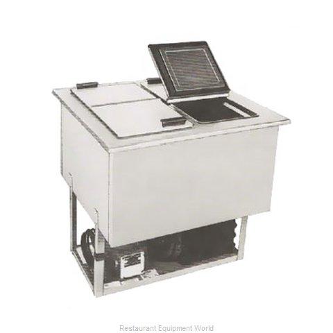 Larosa 5040 Ice Cream Dipping Cabinet, Drop-In