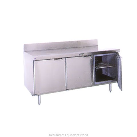 Larosa L-11184-23-28 Refrigerated Counter, Work Top