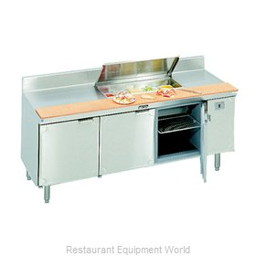 Larosa L-13196-28 Refrigerated Counter, Sandwich / Salad Top