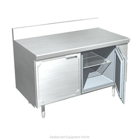 Larosa L-21154-23-28 Freezer Counter, Work Top