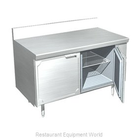 Larosa L-21166-23-28 Freezer Counter, Work Top