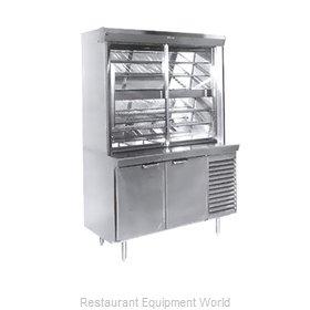 Larosa L-30162-28 Display Case, Refrigerated