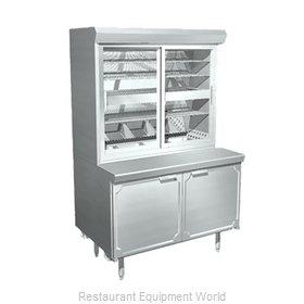 Larosa L-31148-28 Display Case, Refrigerated